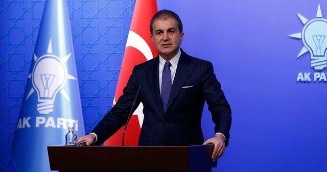 """AK Parti sözcüsü Çelik: Kılıçdaroğlu """"demokrasi sorunu""""dur"""