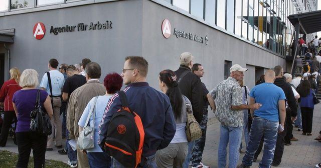 Almanya'da işsizlik arttı