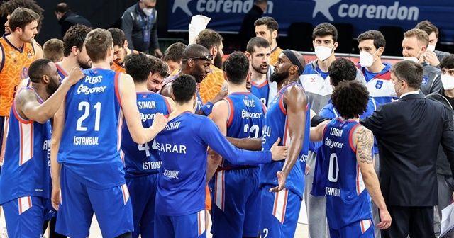 Anadolu Efes THY Avrupa Ligi'nde 16. galibiyetini aldı