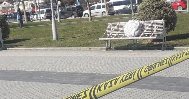 Arapça yazılı poşeti görenler polise ihbar etti