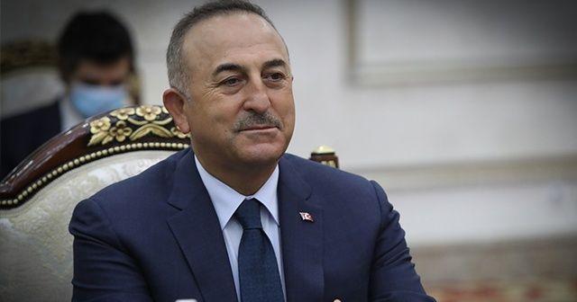 Bakan Çavuşoğlu: FETÖ, Kırgızistan için de tehdittir