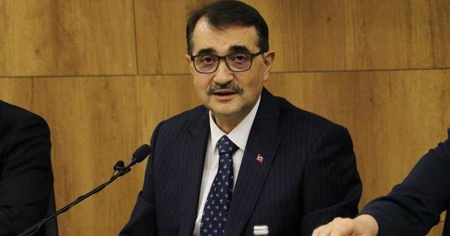 Bakan Dönmez'den doğalgaz kullanmayan vatandaşlara çağrı