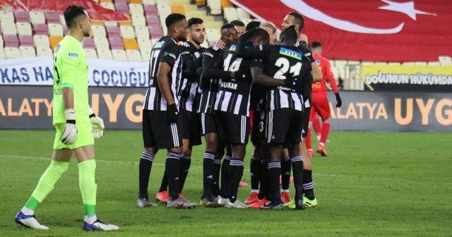 Beşiktaş deplasmandan 3 puanla dönüyor