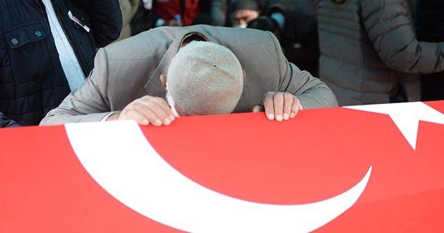 Bitlis şehitlerimize veda