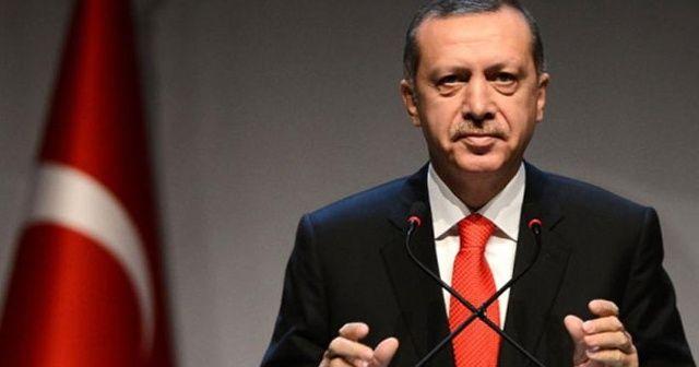 Cumhurbaşkanı Erdoğan, A Milli Takımı tebrik etti
