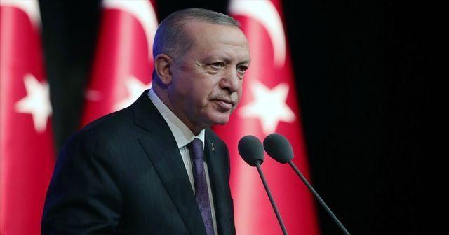 Cumhurbaşkanı Erdoğan: Afganistan'daki gelişmeler bölgenin güvenlik ve istikrarıyla da yakından ilişkilidir