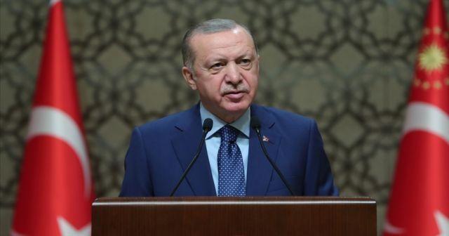 Cumhurbaşkanı Erdoğan, Azerbaycan Başbakan Yardımcısı Mustafayev'i kabul etti