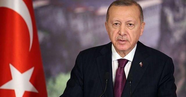 Cumhurbaşkanı Erdoğan: Kadına yönelik şiddet insanlık suçudur