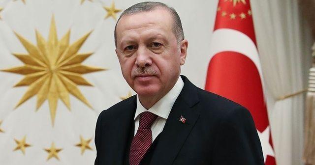 Cumhurbaşkanı Erdoğan, Slovenya Cumhurbaşkanı Pahor ile görüştü