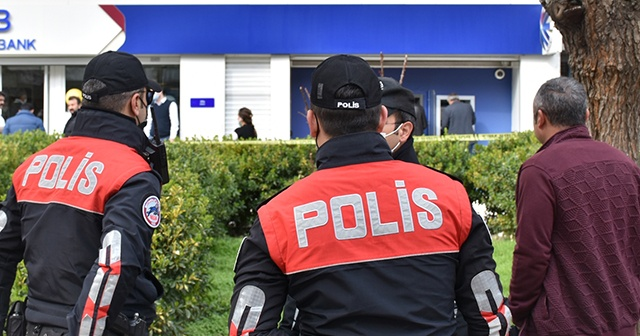Diyarbakır'da soygun girişimi