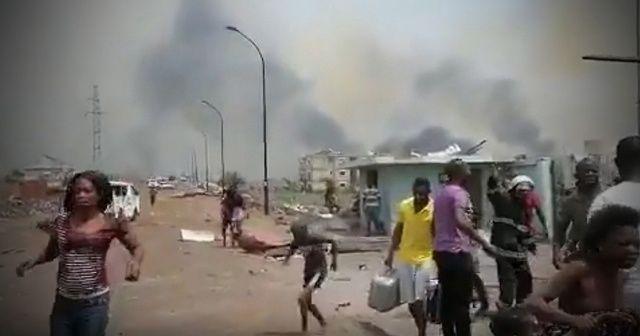 Ekvator Ginesi'nde kışladaki patlamada ölenlerin sayısı 98'e çıktı