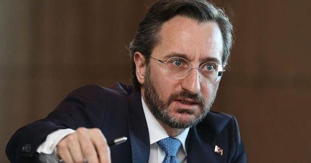 """Fahrettin Altun'dan """"İstanbul Sözleşmesi"""" açıklaması"""