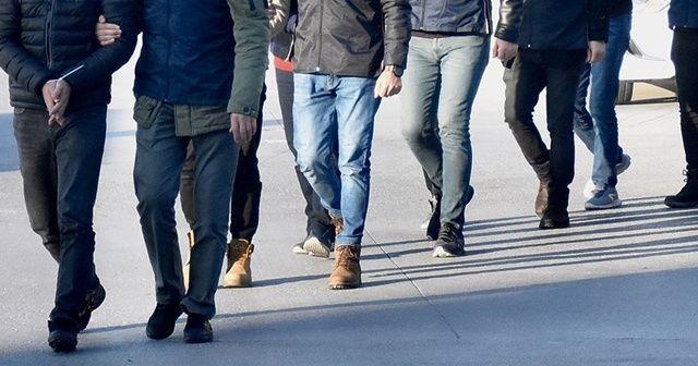 FETÖ'ye finansal destek sağlayan 9 şüpheli tutuklandı