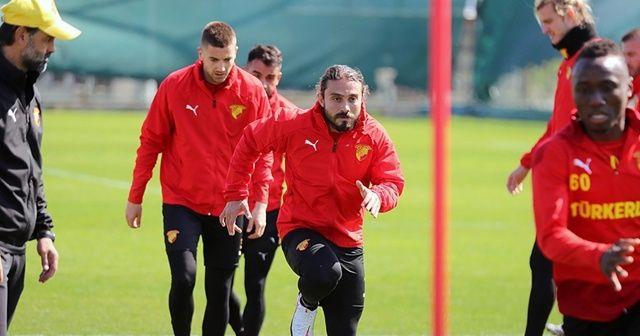 Göztepe yarın Sivasspor'u konuk edecek