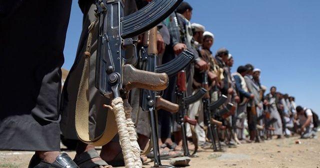 Husiler, Yemen'e yönelik ateşkes önerisini reddetti