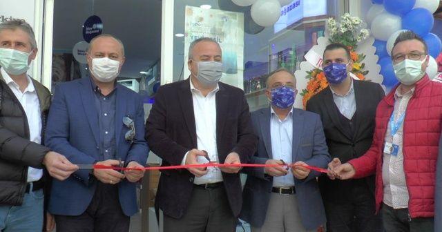 İhlas Pazarlama 110 'uncu şubesini törenle açtı