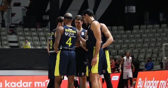 ING Basketbol Süper Ligi: Bahçeşehir Koleji: 61 - Fenerbahçe Beko: 78