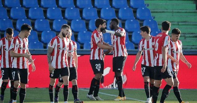 İspanya Kral Kupası'nda Athletic Bilbao finale kaldı