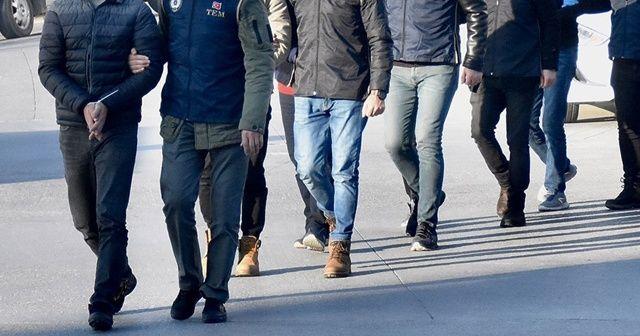 İstanbul'da FETÖ soruşturmasında 13 şüpheli hakkında gözaltı kararı
