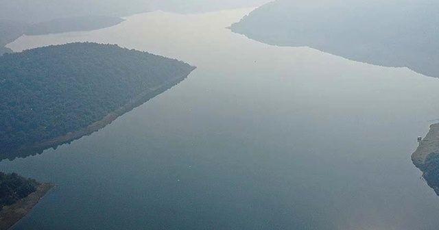 İstanbul'un barajlarındaki su seviyesi yüzde 57,63'e ulaştı