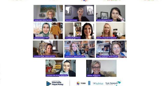 Kadın girişimciliğine Türk Telekom'dan dijital katkı