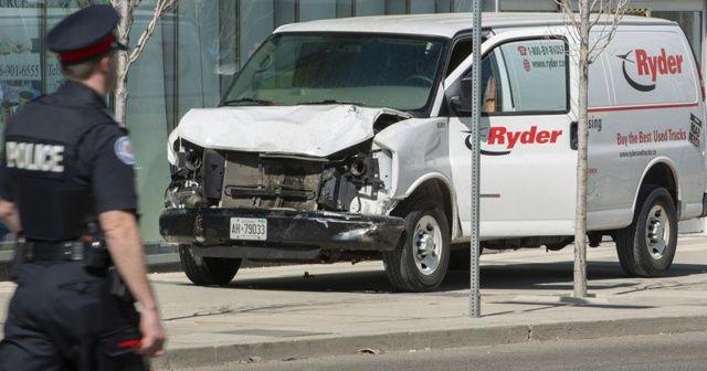 Kanada'da minibüsle 10 kişiyi öldüren saldırgan suçlu bulundu