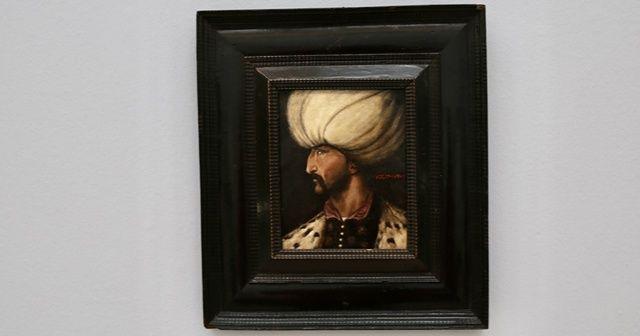 Kanuni Sultan Süleyman portresi, açık artırmayla satılacak