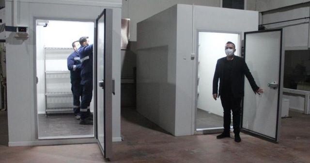 Kovid-19 sürecinde talep patladı, Sivas'ta üretip 70 ülkeye satıyorlar