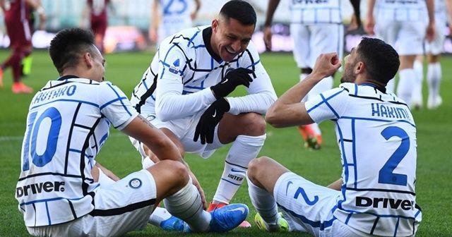 Lider Inter, Torino deplasmanından kayıpsız döndü