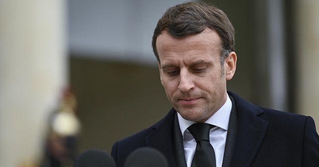 Macron: Türkler tarafından bir sonraki seçimde müdahale girişimleri olacak