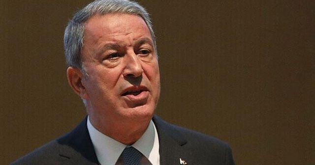 Milli Savunma Bakanı Akar: Yaralıların durumu şu an iyi ve kontrol altında