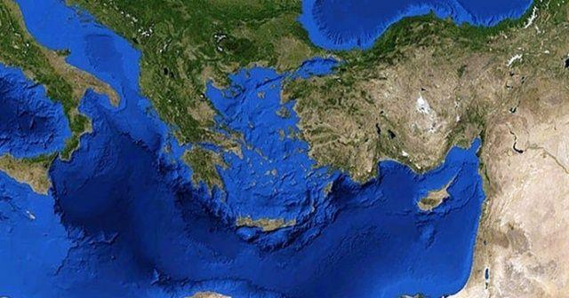 Mısır, Doğu Akdeniz'de uyandı
