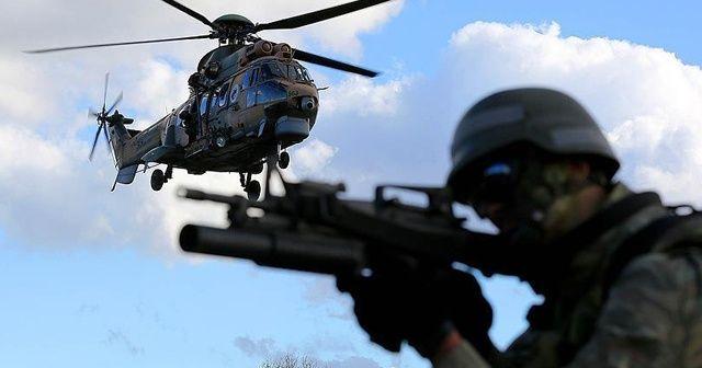 MSB, 2021 yılı Ocak ayından itibaren 143 teröristin öldürüldüğünü açıkladı