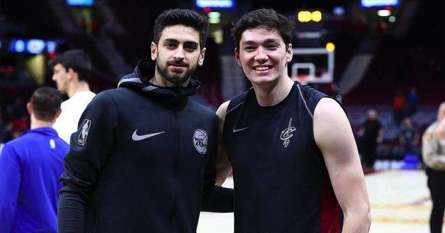 NBA'da Furkan 19, Cedi 11 sayıyla takımlarının galibiyetinde önemli rol oynadı