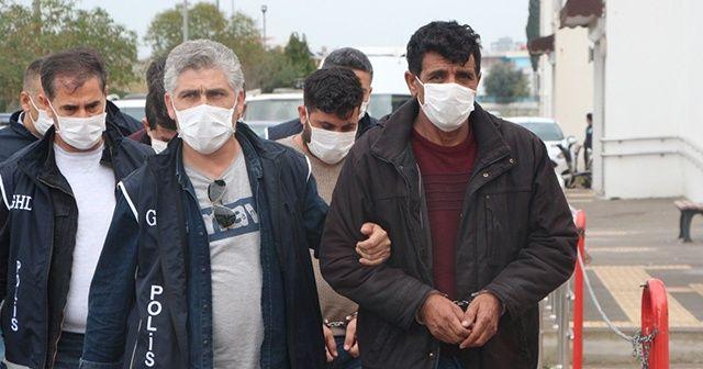 Polis ve MİT'ten ortak göçmen tacirlerine operasyon