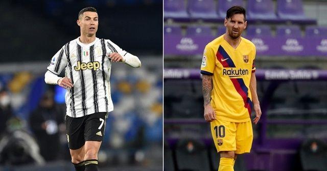 Ronaldo ve Messi'siz Şampiyonlar Ligi