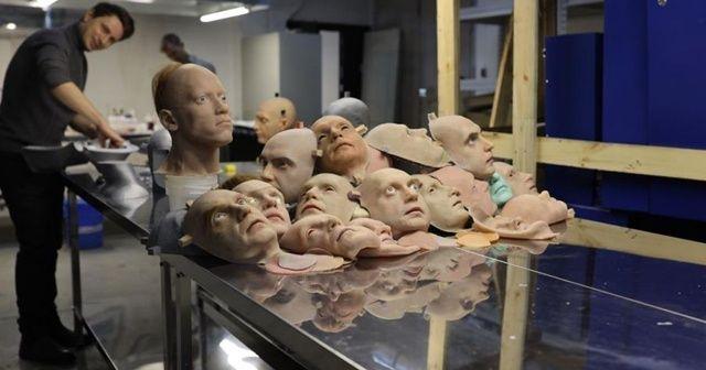 Rus Robot şirketi hiper-gerçekçi insansı robotlar geliştiriyor