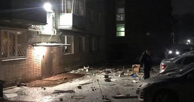 Rusya'da 9 katlı binada doğal gaz patlaması: 1 ölü, 3 yaralı
