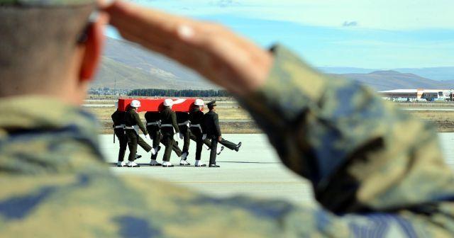 Şehit askerler için dünyadan başsağlığı mesajları