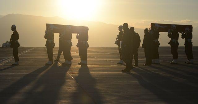 Şehit Demir ve Yılmaz'ın cenazeleri memleketlerinde