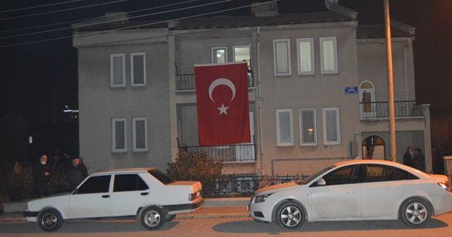 Şehit Karadirek'in ailesine acı haber ulaştı