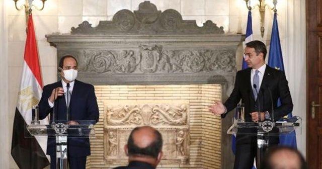 Sisi ve Miçotakis, Doğu Akdeniz'i görüştü