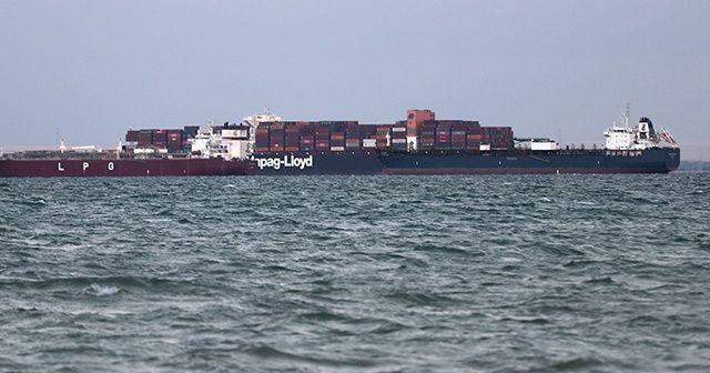 Süveyş Kanalı'ndaki tıkanıklık 3,5 gün içinde bitebilir