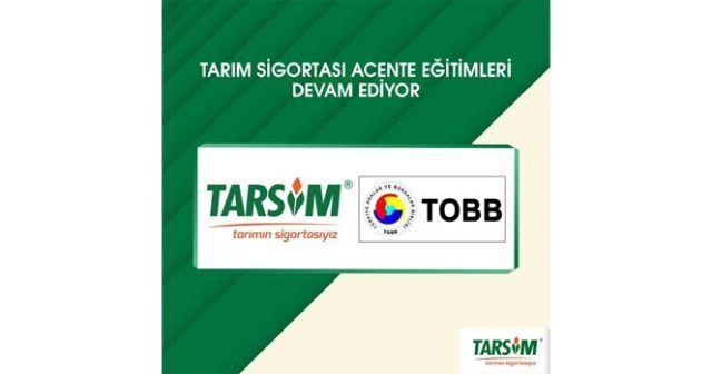 Tarım sigortası acente eğitimlerinin yeni durağı Antalya'ydı