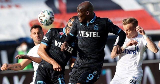 Trabzonspor Kasımpaşa deplasmanında 3 puanı aldı