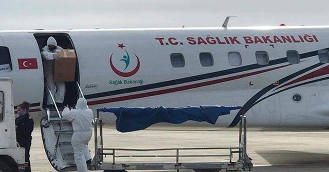 Türkiye'den KKTC'ye 20 bin korona aşısı daha gönderilecek