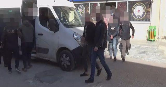 Yurda kaçak girmeye çalışan terörist patlayıcıyla yakalandı
