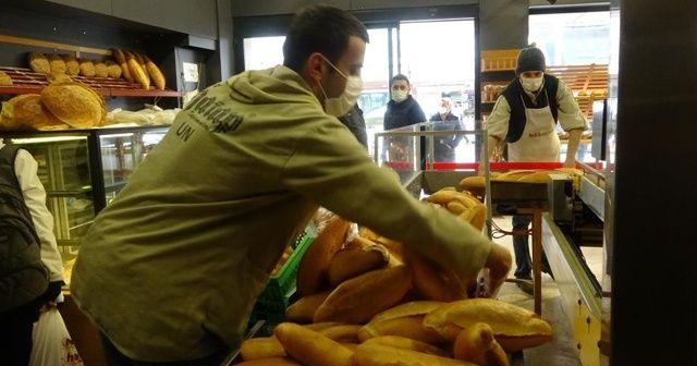 Zonguldak'ta ekmek zammı mahkemeden döndü