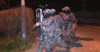 ''Fino Gürkan'' lakaplı organize suç liderinin çetesine operasyon