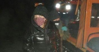 2 kadın turist Nemrut Dağı'nda mahsur kaldı